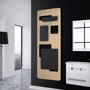 seche serviette design vd 1347 varela design varela design. Black Bedroom Furniture Sets. Home Design Ideas