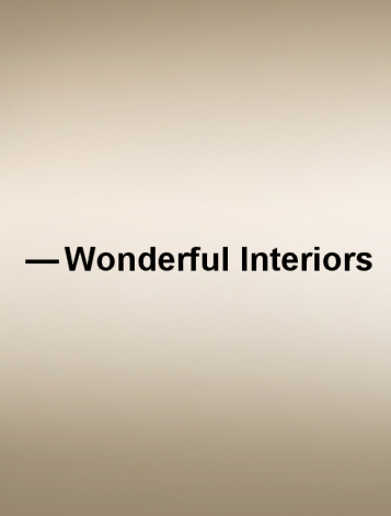 Wonderful interiors (23 Novembre 2012)